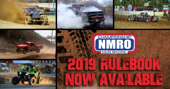 2019 NMRO Rulebook Now Available
