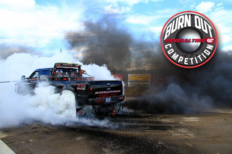 Burnout Competition